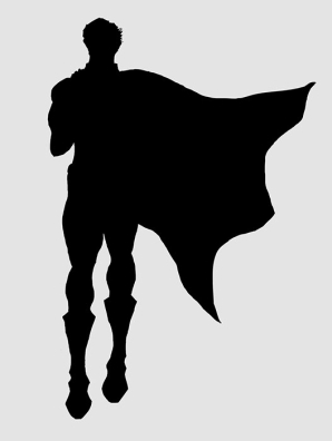 wip-02-sillouettes-with-superhero-silhouettes
